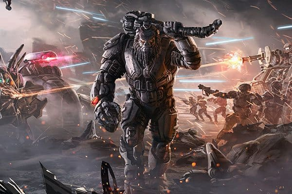 Halo Legendary Crate February 2017 Theme - Atriox and the Banished