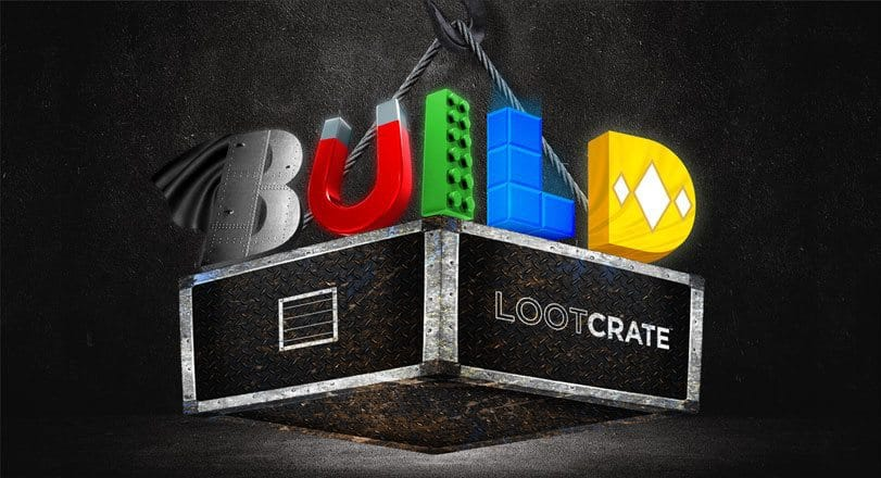 Loot Crate February 2017 Theme - BUILD