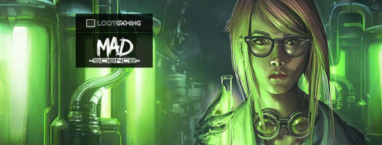 Loot Gaming January 2017 Theme - Mad Science