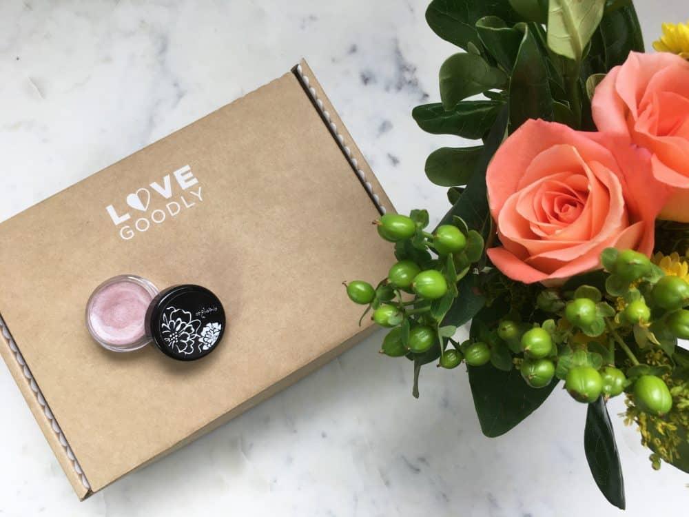 February/March 2017 LOVE GOODLY Box Spoiler - Orglamix Cream Luminizer