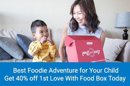 Love With Food 40% Off Coupon