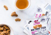 Love With Food February 2017 Box Spoiler - Belgian Boys Mini Cookie Stash