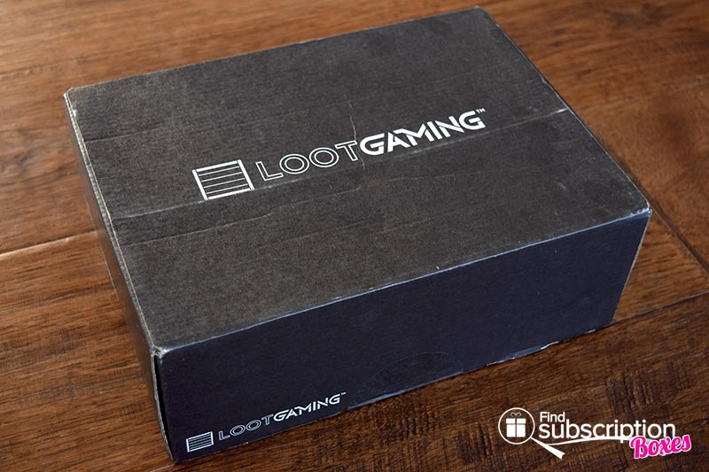 November 2016 Loot Gaming Review - Mythic - Box