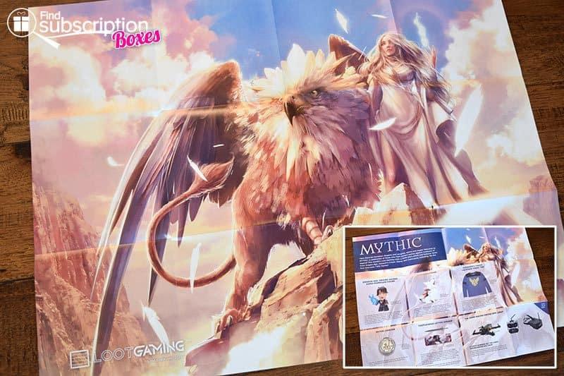 November 2016 Loot Gaming Review - Mythic - Poster