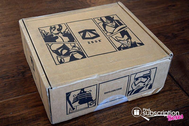 November 2016 ZBOX Review - Versus - Box