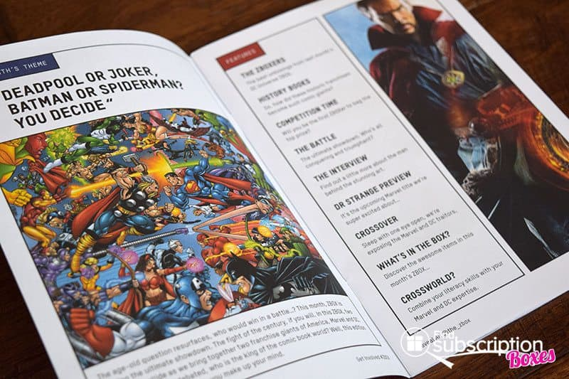 November 2016 ZBOX Review - Versus - Magazine