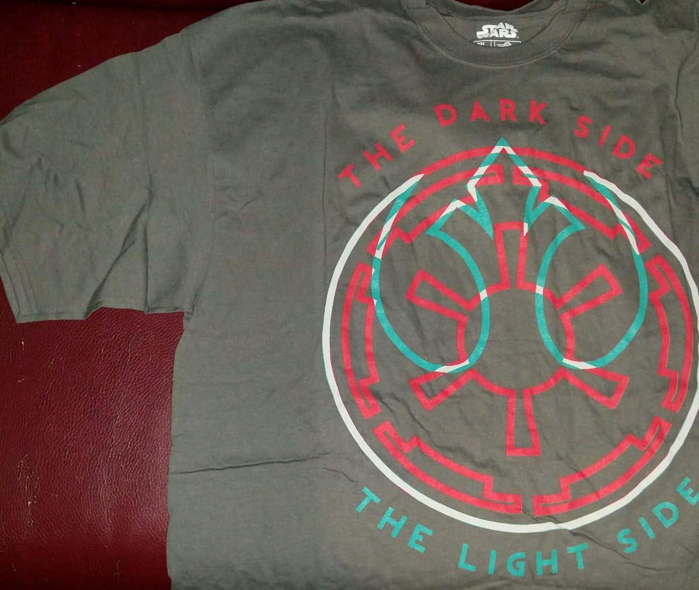 December 2016 Powered Geek Box Review - Star Wars Shirt