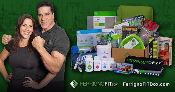 Ferrigno Fit Box