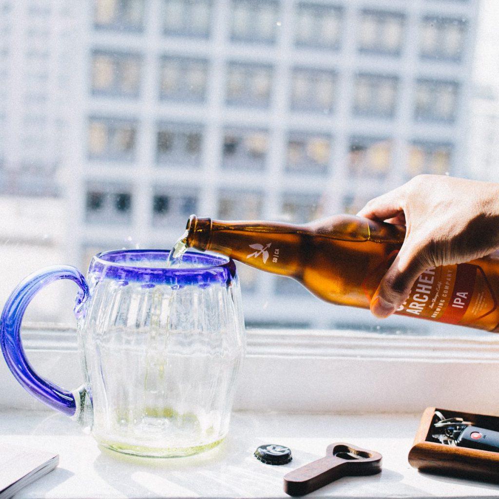GlobeIn March 2017 Artisan Box Spoiler - Glass Mug