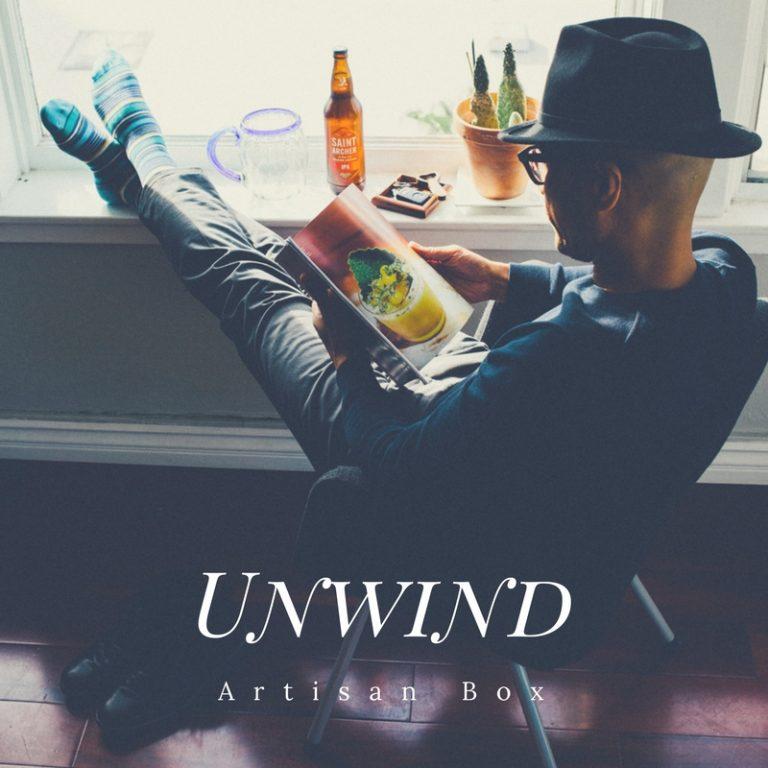 GlobeIn Artisan Box March 2017 Theme - Unwind