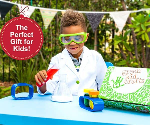 Exclusive Green Kid Crafts Coupon