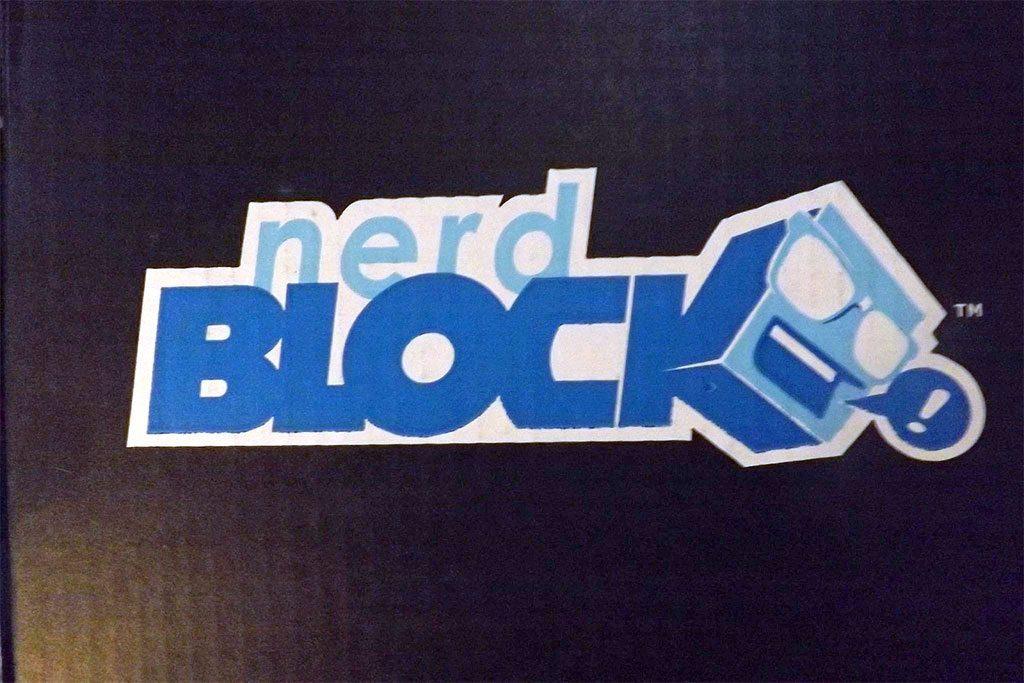 January 2017 Nerd Block Classic Review - Stark Industries - Box