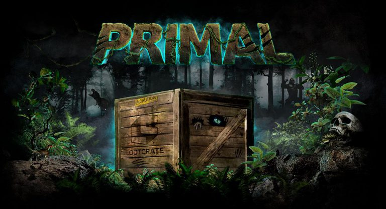 Loot Crate March 2017 Theme Reveal - Primal
