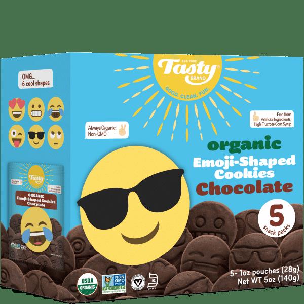 Love With Food March 2017 Box Spoiler - Tasty Brand Emoji Cookies