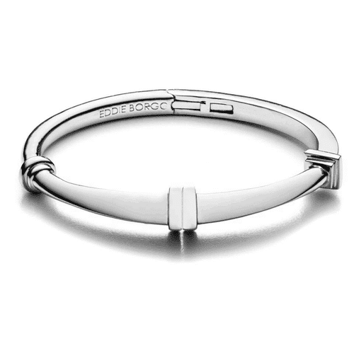 Luxor Box March 2017 Box Spoiler - Eddie Borgo Plinth Silver Cuff