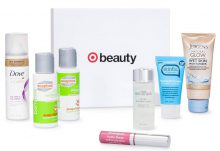 March 2017 Target Beauty Box