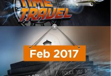 Powered Geek Box February 2017 Theme - Time Travel