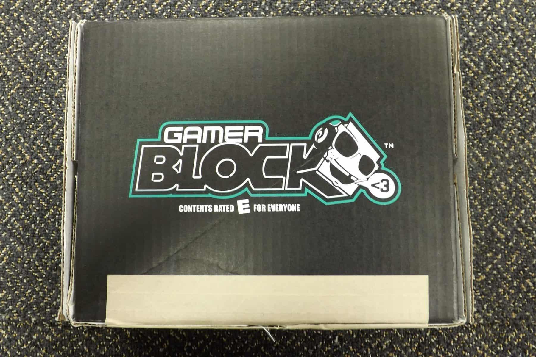 January 2017 Gamer Block Review - E for Everyone - Box