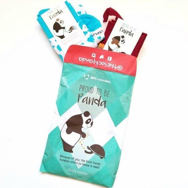 Sock Panda Unboxing