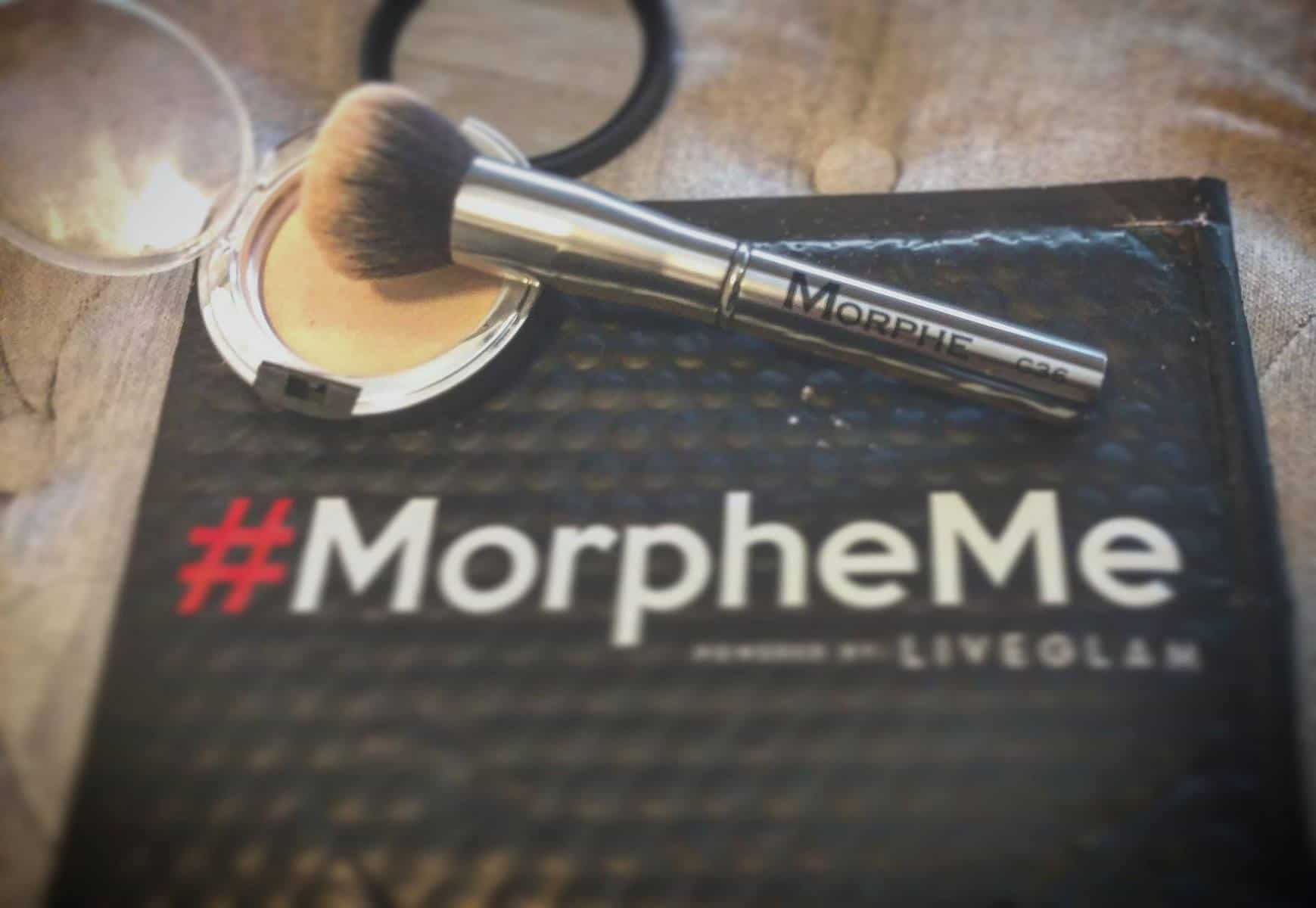 February 2017 LiveGlam MorpheMe Brush Club Review - Brush