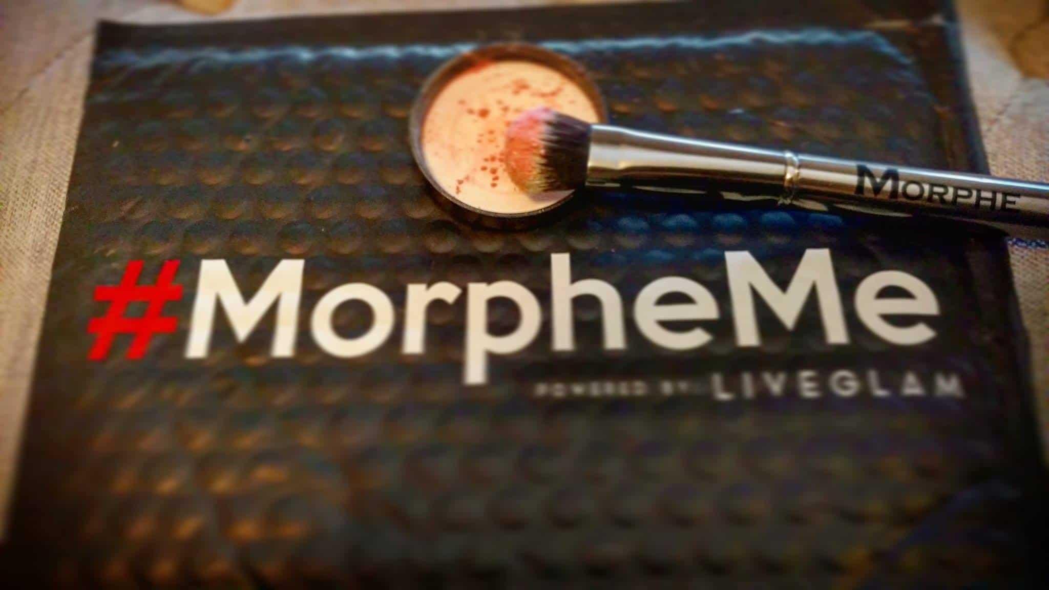 February 2017 LiveGlam MorpheMe Brush Club