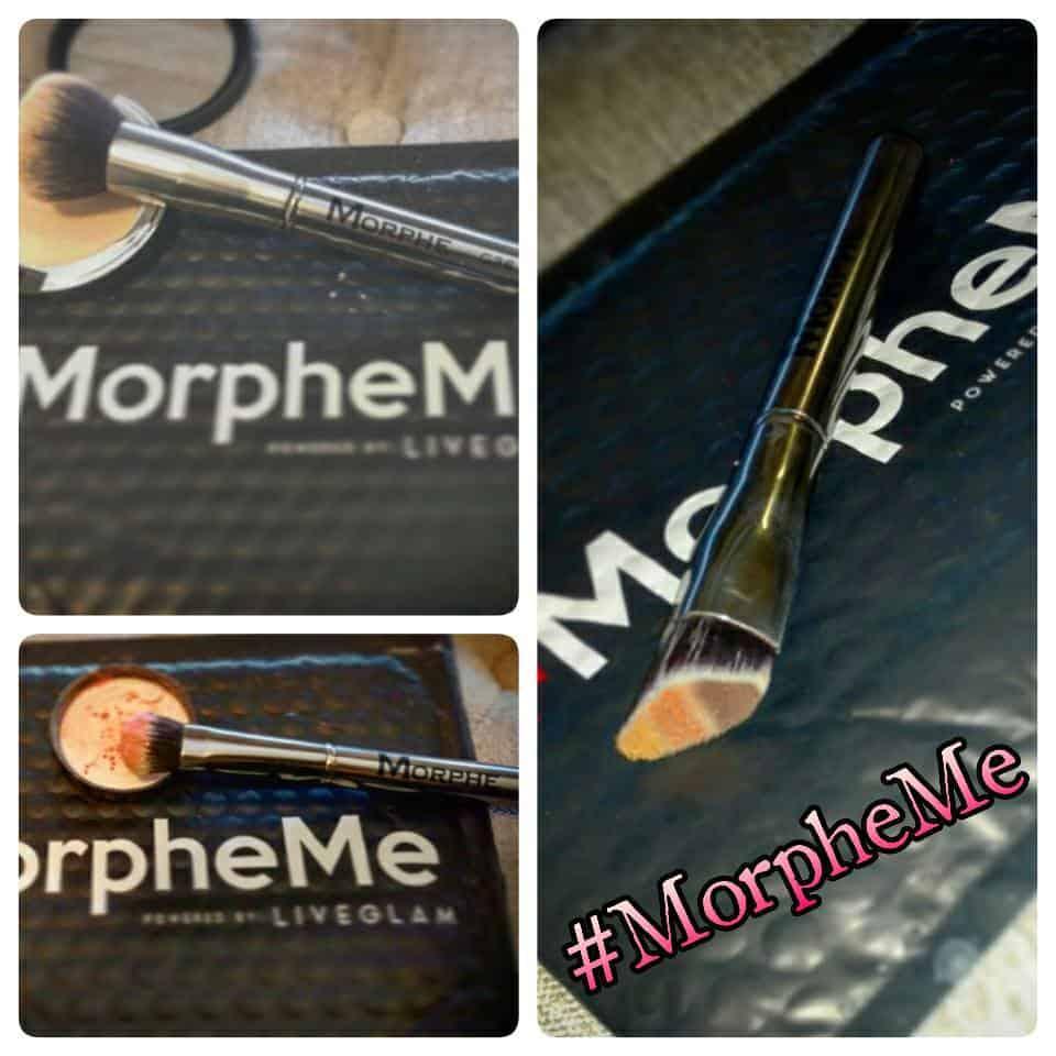 February 2017 LiveGlam MorpheMe Brush Club Box Contents