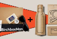 Free Gift from BirchboxMan! BONUS Mystery Lifestyle Item with New Subscriptions