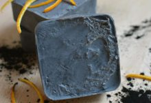 Darby Smart March 2017 Box Spoiler - Exfoliating Charcoal Soap DIY