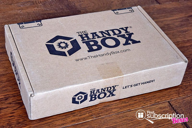 February 2017 The Handy Box Review - Box