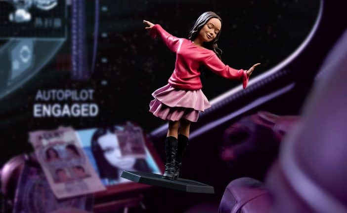 Firefly Cargo Crate May 2017 Box Spoiler - River Tam Little Damn Heroes Figure