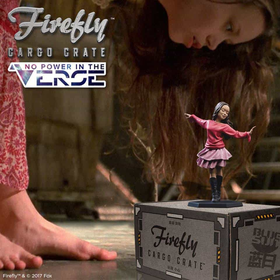 Firefly Cargo Crate May 2017 Theme - No Power in the 'Verse