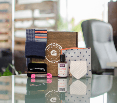 Save $10 Off the March Gentleman's Box