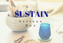 GlobeIn April 2017 Artisan Box Theme - Sustain