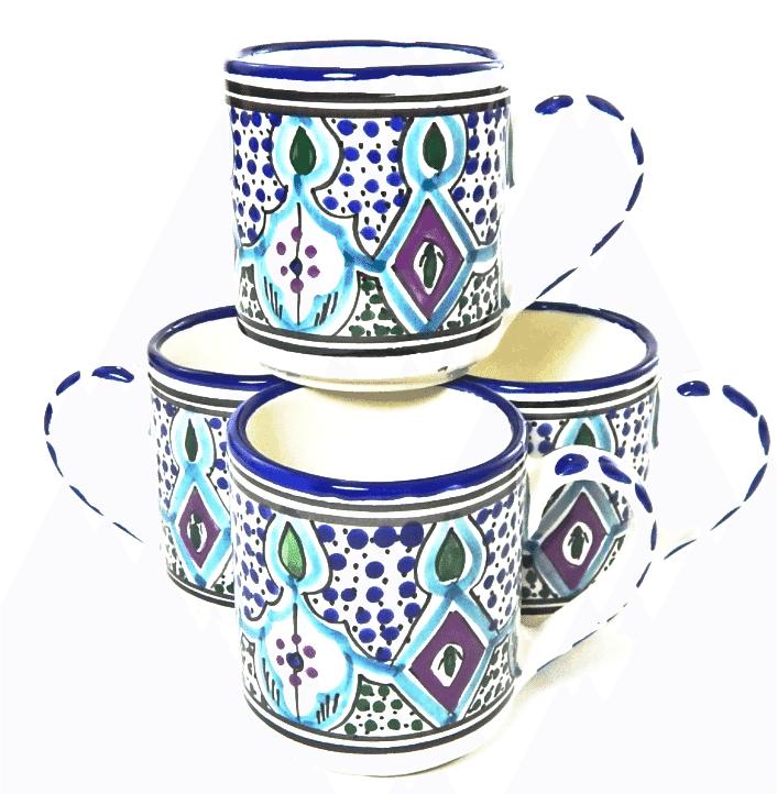 April 2017 GlobeIn Club AddOn - Malika Coffee Mug