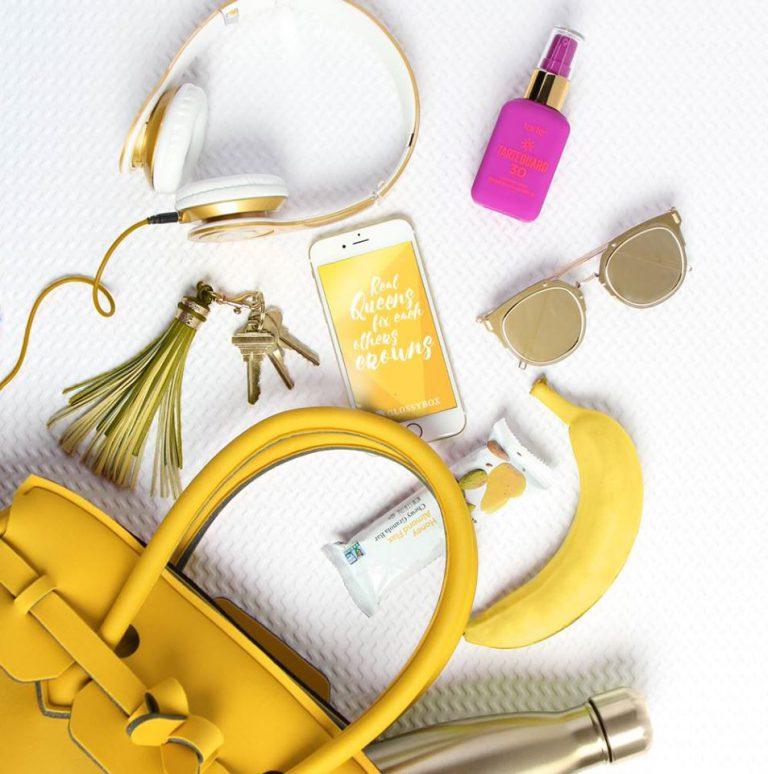 GLOSSYBOX March 2017 Box Spoiler - tarte cosmetics tarteguard sunscreen