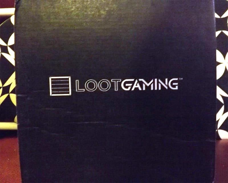 January 2017 Loot Gaming Review - Mad Science Crate - Box