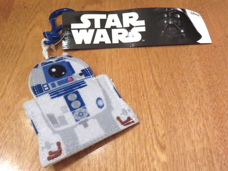 January 2017 Nerd Block Jr. for Boys Review - Star Wars R2D2
