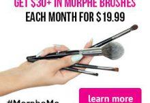 LiveGlam MorphMe Brush Club