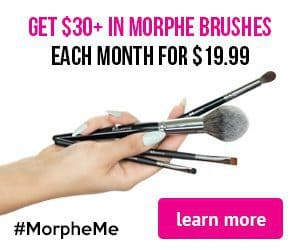 LiveGlam MorpheMe Brush Club