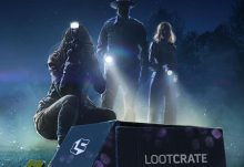 Loot Crate April 2017 Theme -INVESTIGATE