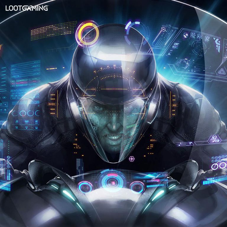 Loot Gaming March 2017 Theme - Future Tech