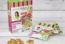 Love With Food April 2017 Box Spoiler - Ginnybakes Organics Mini Cookies - Chocolate Chip Love