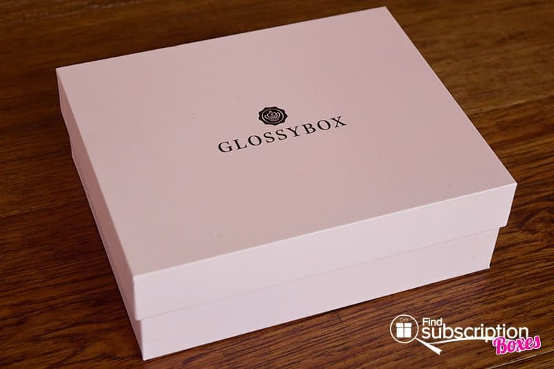 March 2017 GLOSSYBOX Review - Box