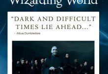 May 2017 J. K. Rowling's Wizarding World Crate Theme - Dark Arts