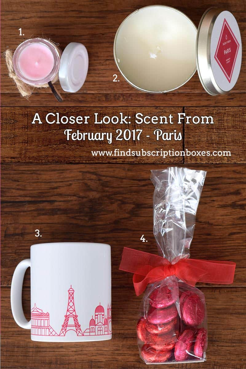 Scent From February 2017 Review – Paris - Inside the Box