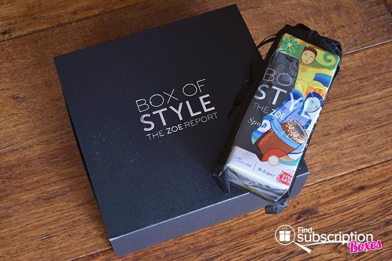 Spring 2017 Box of Style Review - Box