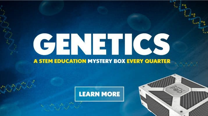 Supply Pod Spring 2017 Theme - GENETICS