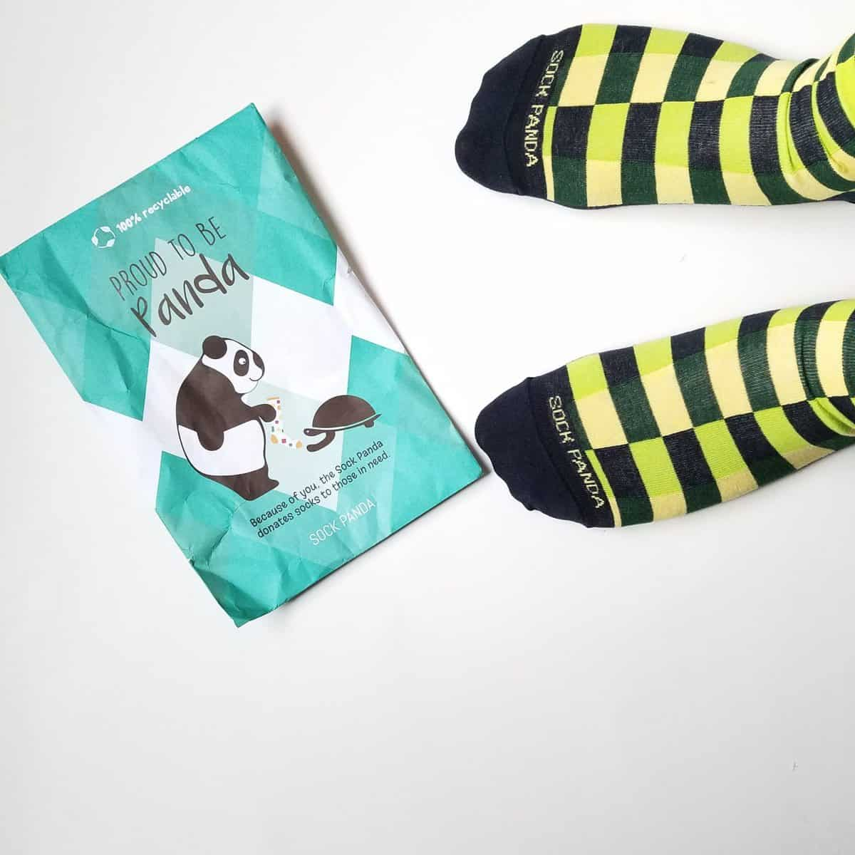 April 2017 Sock Panda Review