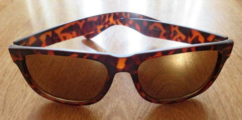 April 2017 Gentleman's Box Review - Sunglasses