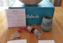 April 2017 GlobeIn Sustain Artisan Box Review - Box Contents